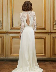Robe de mariée de princesse blanche