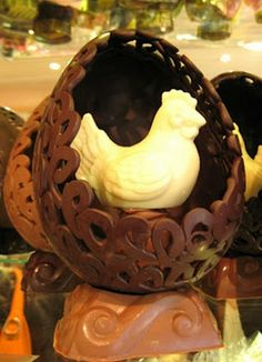 Chocolate Sculptures for Kids