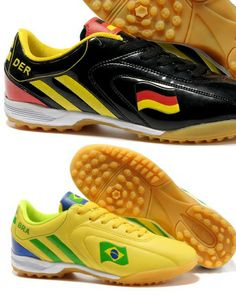 Check out this amazing deal: $79 for a Pair of World Cup National Team Soccer Shoes - Available in 6 Teams and Multiple Sizes