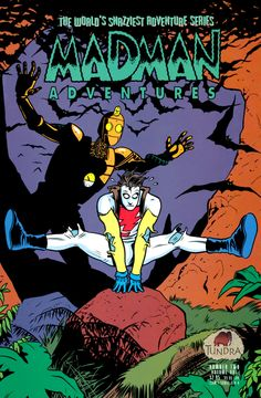 Madman Adventures #3 - Mike Allred & Laura Allred