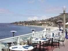 Laguna Beach, CA  The Cliff Restaurant - possible wedding location? I think so. - #orangecountyofficiant