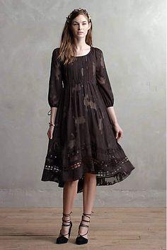 Iniga Swing Dress - anthropologie.com