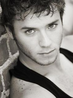 Jeremy Sumpter--Peter Pan is all grown up now! ;)