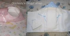 In memory of our angel Adelaide.   To download a pattern for this wrap click HERE  (this pattern and any items made using it are to...