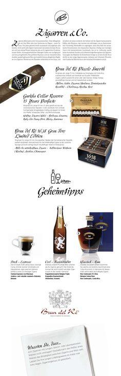 Langsam entschleunigt sich der Alltag – Zeit für Zigarren. Dazu präsentieren wir die passenden Getränke. Teil 12/12 unserer Serie «Wein & Delikatessen». #Zigarren #Cigars #mariage #pairing #Rum #Kaffee #Bier