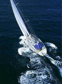 Amazing Sailboat