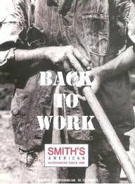 「smith's american」の画像検索結果