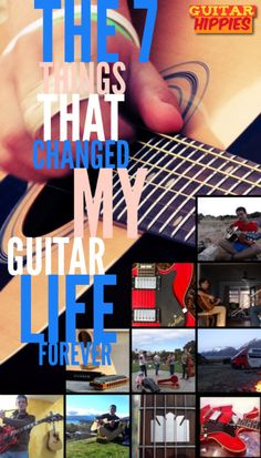 7 Things That Changed My Guitar Life Forever #guitar #music #guitarhippies GuitarHippies - Inspiring Your Musical Journeys.