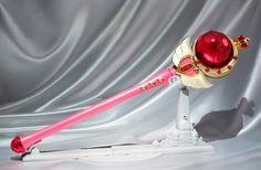 Sailor Moon's Cutie Moon Rod Gets a Proplica Update