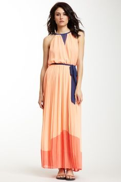 Maxi Dress by Romeo & Juliet Couture on @HauteLook