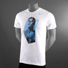 Nike Football Clothing - Nike CR Hero T-Shirt - White #pdsmostwanted