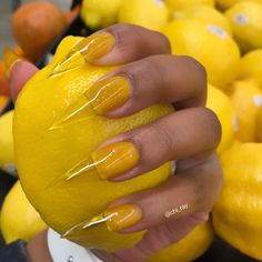 A new manicure will take you in a better mood. If you're paying attention to the new nail art trends that will find the jelly nails especially popular in these. Aycrlic Nails, Dope Nails, Nails On Fleek, Hair And Nails, Long Stiletto Nails, Finger, Jelly Nails, Crazy Nails, Cute Acrylic Nails