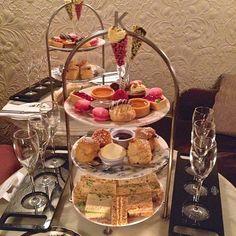 The London Foodie: Afternoon Tea