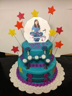 Katie's -Fresh Beat Band Cake!