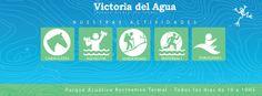 Estas son algunas de las actividades que podés hacer en Victoria del Agua.  ¡Te esperamos!