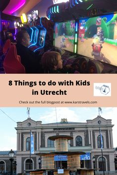 Look no further for things to do in Utrecht with kids. Highlighted are 8 fun things to do in Utrecht, the Netherlands, from ages 1 till 12. Packing List For Travel, Europe Travel Guide, Europe Destinations, Travel Guides, Travelling Europe, Travel Advice, Travel Articles, Travel Goals, Travel With Kids