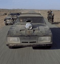 gameraboy:  The Road Warrior (1981)