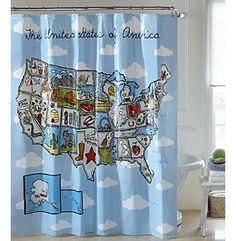 Periodic Table Shower Curtain | WebNuggetz.com    Educational Shower  Curtains Are Such Fun