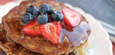 Zucchini Ricotta Pancakes, alive #383, September 2014