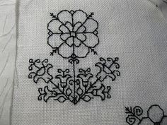 gorgeous blackwork (click to view the blog with lots of pics and detail work)