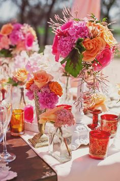 {A Spring Oasis - Inspirations for your Spring Event}