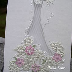 Beautiful Bridal Card