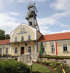 Wieliczka Salt mine in Poland.