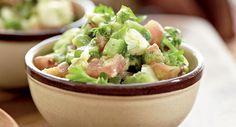 Her får du en stærk avocado salsa der er perfekt som tilbehør, servér den f.eks. til Nyama Choma