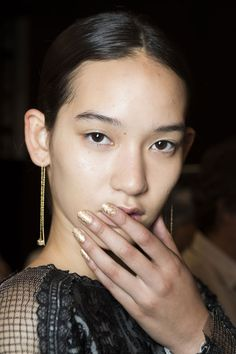 Simple, Sophisticated Nail Art is Going to Be Huge for Spring 2015