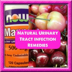 Natural UTI Prevention and Relief (for Urinary Tract Infections)
