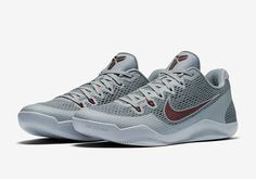 44753a7cd8d0 An official look at the Nike Kobe 11 EM Lower Merion colorway
