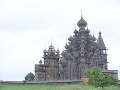 Kizhi Island Church of Transfiguration - A UNESCO World Heritage Site