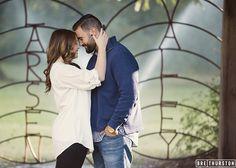 Victoria & Zach's Apple Hill Engagement Session » Bre Thurston Photography