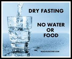 Dry Fasting and Prayer - A Ramadan Tradition Liver Detox, Body Detox, Fast And Pray, Fast Quotes, Daniel Fast, Natural Health Remedies, Health And Beauty Tips, Eat Right, Live Long