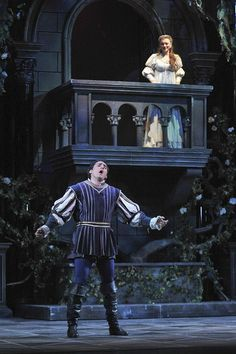 Balcony Scene Romeo & Juliet by Dallas Opera
