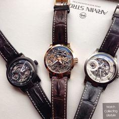 Los relojes son el accesorio ideal. http://mexicoemprende.org.mx los sabe por eso te presentamos los mejores relojes mas lujosos A ti cual te gusta mas!