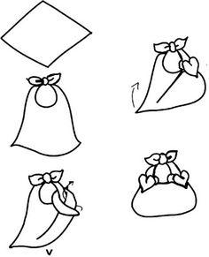À Moda (da Beca): DIY - Furoshiki