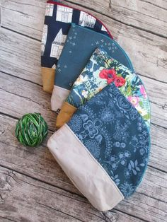 Freebook: Strickzeugtasche Vela | Rund und Eckig Gym Bag, Etsy, Bags, Round Round, Sewing Patterns, Tutorials, Breien, Handbags, Bag