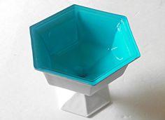 Tiffany Blue CATCHALL DISH dish trinket dish by 222LaneDecor, $32.22