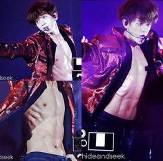 OMG TODAY IS FIREEEE  #Baekhyun #Exordium #Exo #Sexy