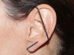 An Ear maze setting the tones for top notch inspiration #ruegembon #earjacket #newtradition