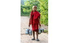 Fotoblog Myanmar: Unterwegs im Land der Pagoden © Jürgen Garneyr Blouse, Women, Fashion, Pictures, Landscapes, Culture, Moda, Fashion Styles, Blouses