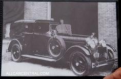 Hispano-Suiza H6B Kellner Landaulet 1925