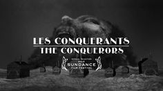 LES CONQÉRANTS | THE CONQUERORS ( extract )  At the dawn of time, a young man and woman set out to conquer an inhospitable land in the hope of transforming it into paradise. Their quest is not without consequences and pushes them ever further, ever higher. But to what end? Between prehistory and Genesis, Eden and hell, the animated film The Conquerors calls into question human conquests and the rise of civilizations.   - Tibor Banoczki & Sarolta Szabo aka Domestic Infelicity
