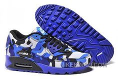 http://www.nikekwazi.com/nike-air-max-90-mens-blue-black-white.html NIKE AIR MAX 90 MENS BLUE BLACK WHITE Only $82.00 , Free Shipping!