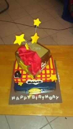 Knights Templar Birthday Cake