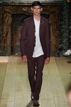 Valentino menswear spring/summer 2015