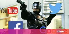#DetroitTechnology: Tech giants should leave internet policing up to AI, for the sake of humanity