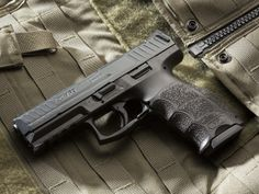First Look: Heckler & Koch VP9 - Handguns
