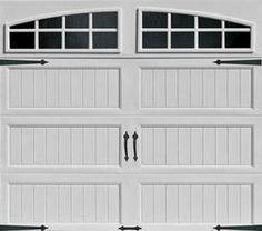 9 X 7 Insulated Garage Door From Menards 389 00 20 Off